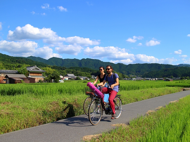 3hours Bicycling tour of Asuka